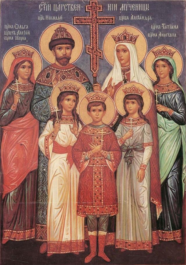 Nicolás-II-y-su-familia-santificados